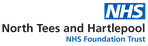 North Tees and Hartlepool NHS Trust logo