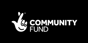 Logo for UK National Lottery Community Fund